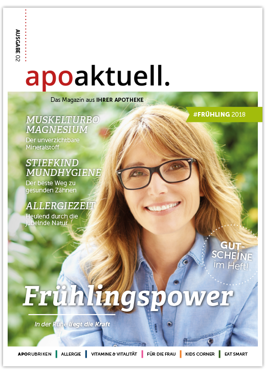 APOaktuell 02 2018 Frühling Cover
