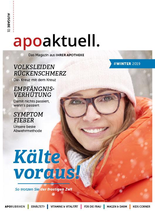 APOaktuell 01 2019 Winter Cover