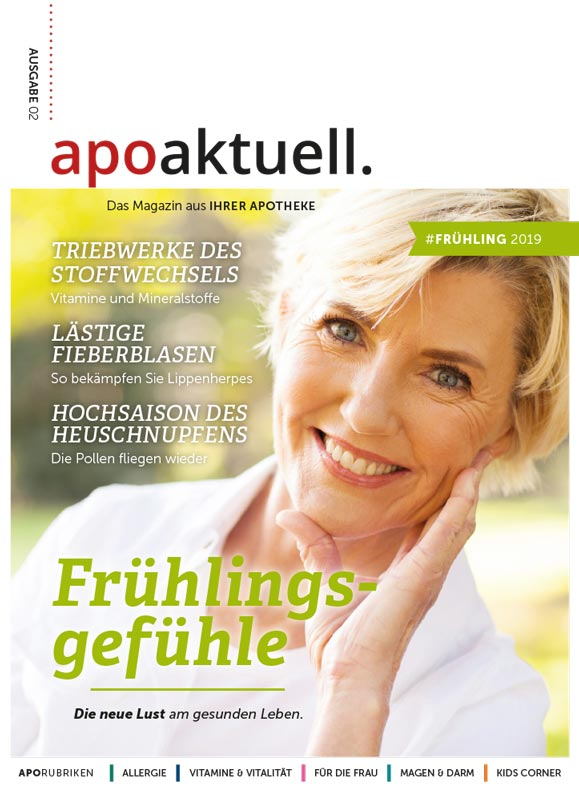 APOaktuell 02 2019 Frühling Cover
