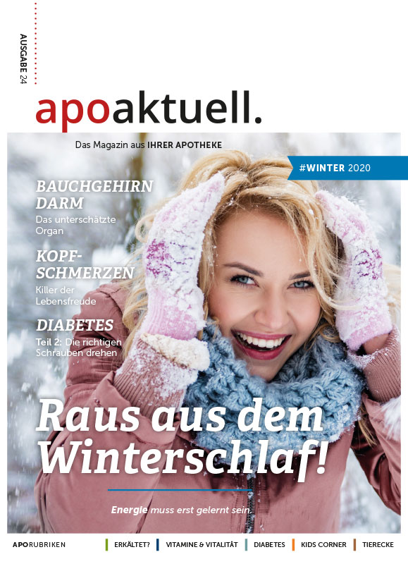 APOaktuell Ausgabe 24 – Winter 2020 Cover klein