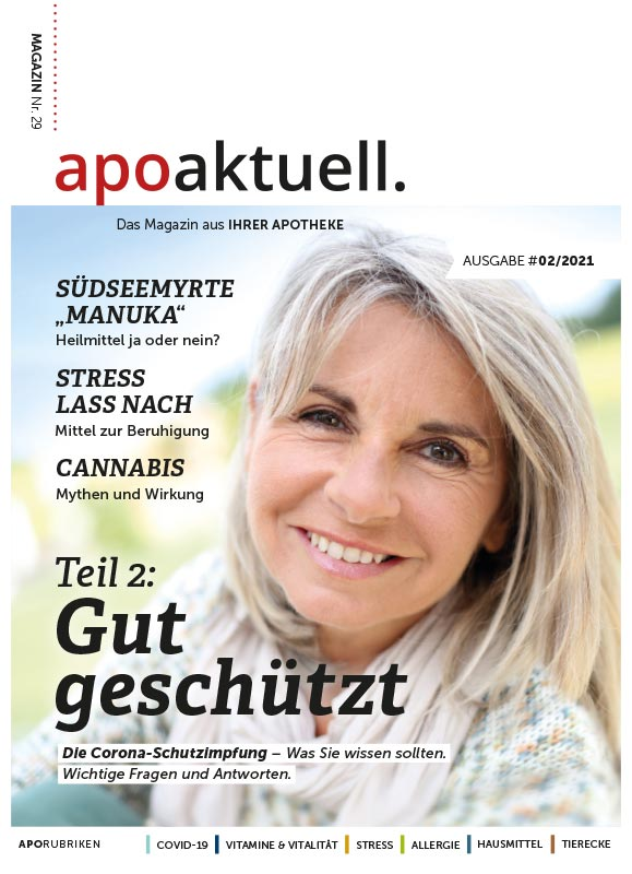 APOaktuell Ausgabe 28 Cover klein